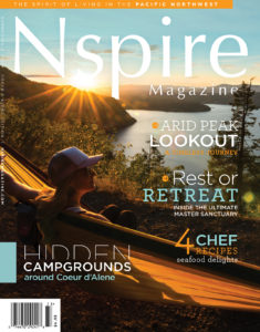 Nspire Magazine Coeur d'Alene Edition 2017 Summer/Fall