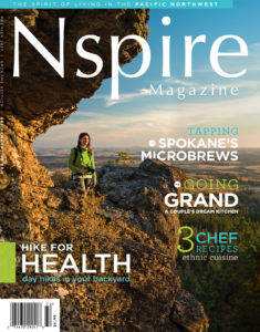 Nspire Magazine Premier Spokane Edition 2017