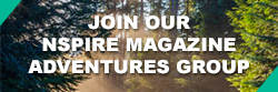 Join the Nspire Magazine Adventures Group