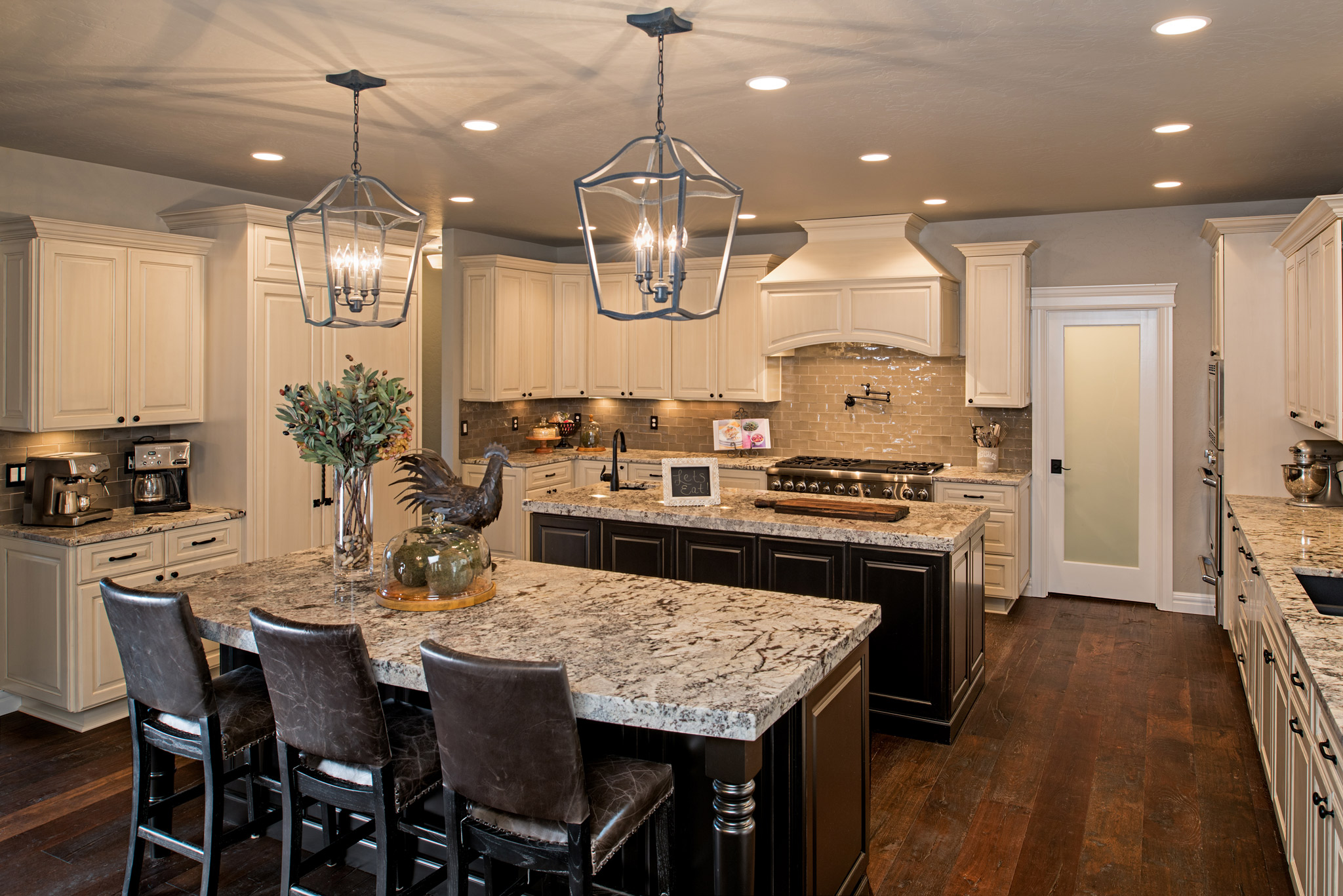 Going Grand - A Couples Dream Kitchen